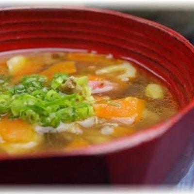 熊本県球磨郡(くまぐん)にある郷土料理でおもてなし 『 くまのつぼん汁堂 』