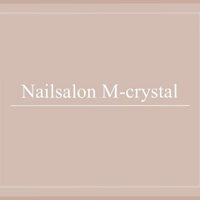 |Nailsalon M-crystal|