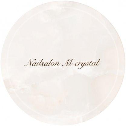 |Nailsalon M-crystal|