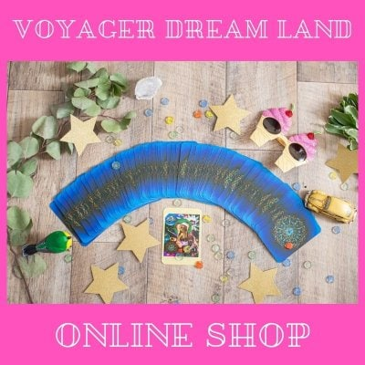 Voyager Tarot Sanin liberty