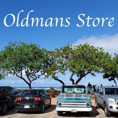 Oldmans Store(オールドマンズストア)/Oldmans Cafe(オールドマンズカフェ)