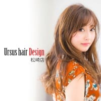 Ursus hair Design 松崎店