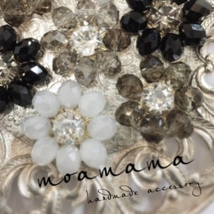 moamama ( モアママ )handmade accesarry