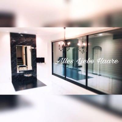 ヘナカラーリング|奈良県五條市美容室/Alles Liebe Haareアレス・リーベ・ハーレ