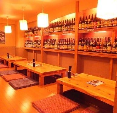 【酔店とーごー】薩摩焼酎専門のチョット変わった居酒屋です