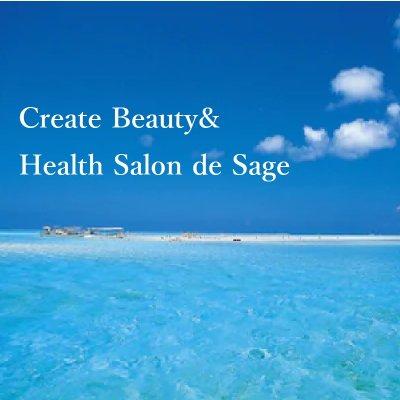 超音波施術*耳ツボシール*ダイエットchocolate取り扱い*キラキラ ワクワク Happy smile Salon de Sage