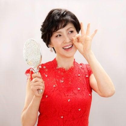 nonforme 堺典子  顔ヨガ東京/笑顔/小顔/ダイエット
