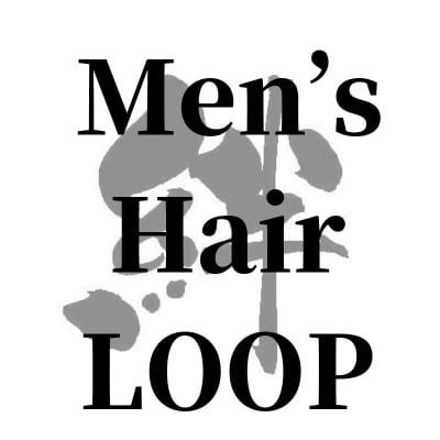Men's Hair Loop 絆