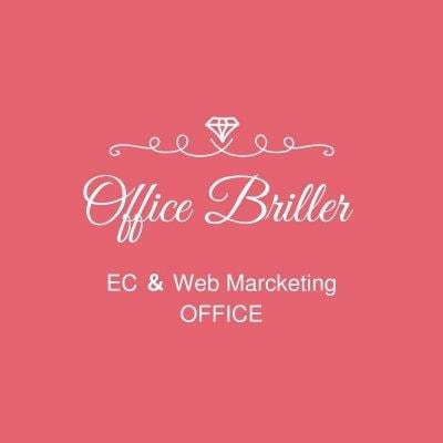 簡単ホームページ作成&Web集客支援・Canva教室のOffice Briller