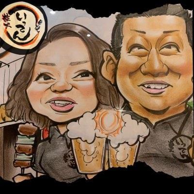 【炭火串焼きいってん】沖縄県本部町 美ら海水族館より車で10分!こだわりの炭火で焼いた串が自慢の居酒屋です。