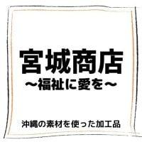 宮城商店 福祉の愛を込めた沖縄手作り加工品 うるま市栄野比