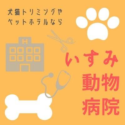 犬猫トリミングやペットホテルなら いすみ動物病院