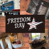 西原町 メンズサロン FREEDOM DAY