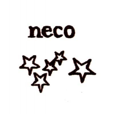 neco 作家 書家 STR講師