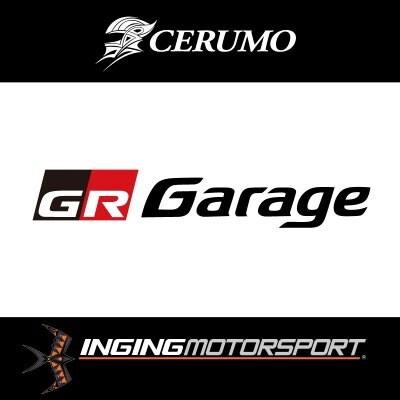 GR Garage周南INGING × CERUMO / INGING