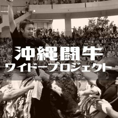 闘牛好きの!闘牛好きによる!沖縄闘牛文化を知るためのショップ!|ワイドーマニア 闘牛実況アナウンサー伊波大志