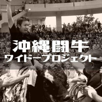 沖縄闘牛文化を知る為のショップ!ワイドープロジェクト 闘牛実況アナウンサー伊波大志