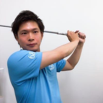 progress golf school  常滑市 岡崎市 iPadで動画解析するゴルフレッスン