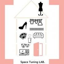 インテリア雑貨とファッションと宇宙系セレクトショップ