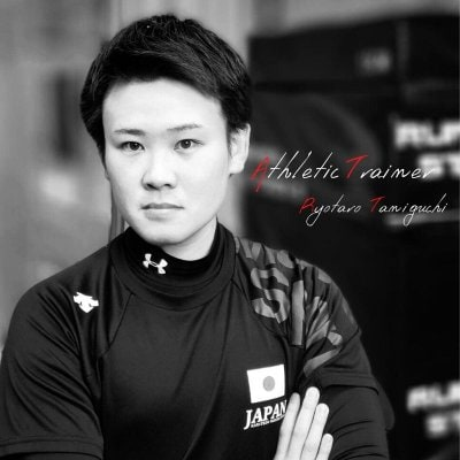 アスレティックトレーナー 谷口 遼太郎 公式サイト | コンディショニングコーチ・フィジカルコーチ | 育成年代のスペシャリスト