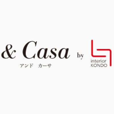 &Casa(アンドカーサ) byインテリアコンドー