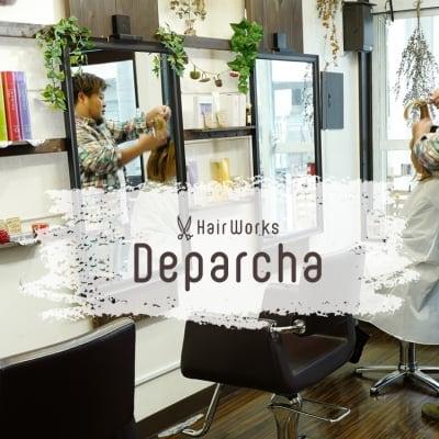 沖縄/宜野湾市/美容室Deparcha/デパーチャ