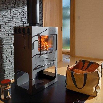 広島 三次(みよし) 薪を使った火のある暮らしをお手伝い 【薪ライフ】
