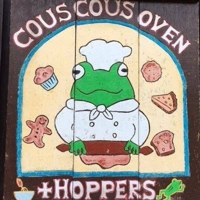 クスクスオーブン+ホッパーズ