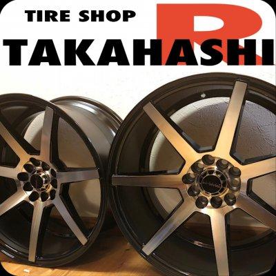【千葉県旭市】持ち込みタイヤ交換・格安輸入タイヤ販売【TAKAHASHI-R】完全予約制タイヤショップ