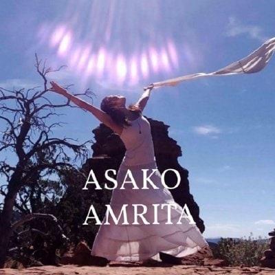 感謝の舞で天地を繋ぐ祈りのアーティスト ASAKO AMRITA
