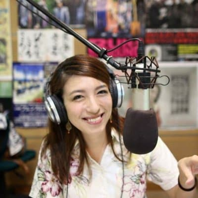 【沖縄タレント】古謝わかな 司会者 テレビMC     ラジオパーソナリティ
