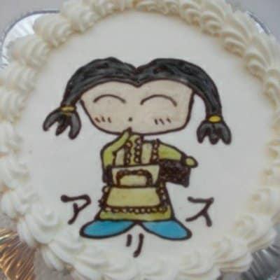 手作りケーキのお店アリス