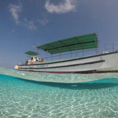 与論島観光 シュノーケリング SUPをするなら与論島ビーチボーイクラブ