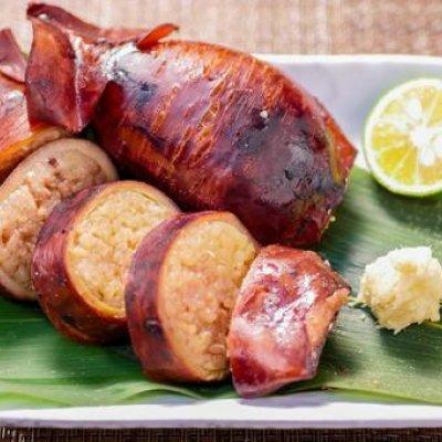 千歳の居酒屋で海鮮といえば!【炉ばたカニ鮮】特大ハラスを堪能!