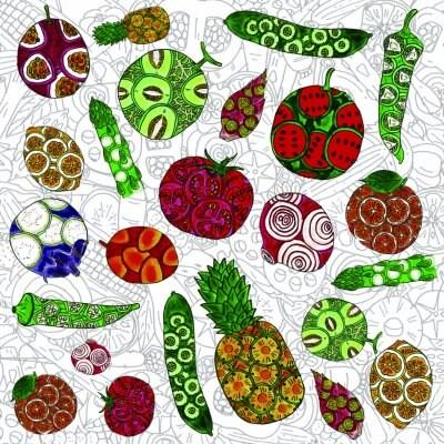 日本一の野菜ソムリエ/イラストレーターのヨシダサトシがてがけるオリジナルの野菜果物グッズが満載のオンラインショップ           「あどべじオンライン」