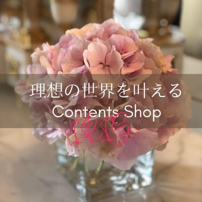 理想の世界を叶える Contents Shop「IRIS」