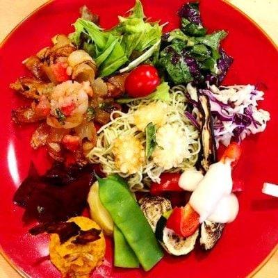 オーガニック旬菜料理  [Gallery Sawa|ぎゃらりぃさわ]