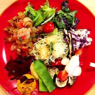 オーガニック旬菜料理 [Gallery Sawa]