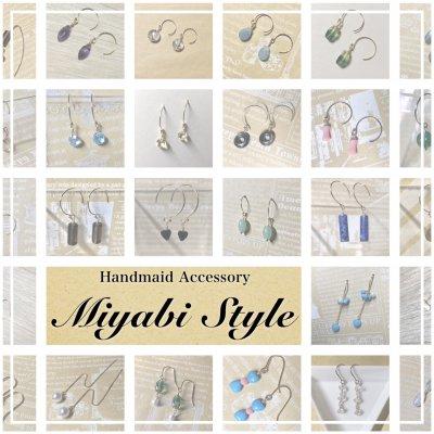 一級貴金属装身具製作技能士が創るライトジュエリー −Miyabi Style−