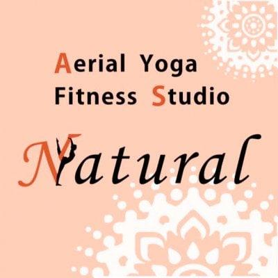 一生現役でいるための身体づくり【エアリアルヨガ ナチュラル Aerial Yoga Natural】鳥取市千代水