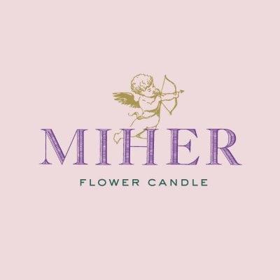 花キャンドル|美容|デザイン|理想のあなたに導く|美ライフスタイルプランを提案|MIHERミヘル|鹿児島