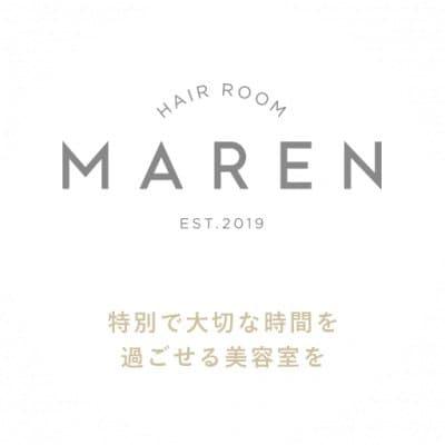 MAREN hair room 島根県安来市【美容室マレン】