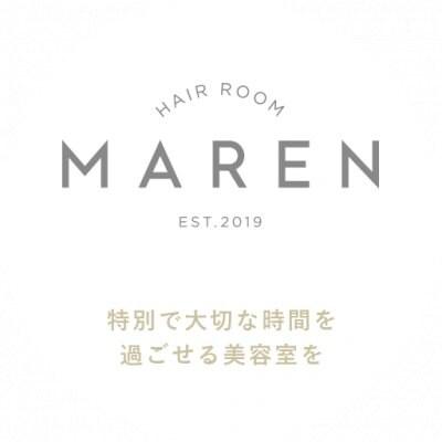 MAREN hair room * 美容室マレン