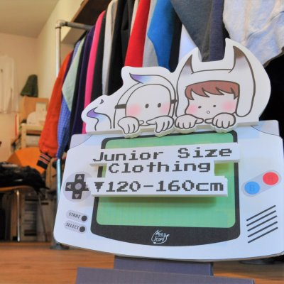 =Pamintol= Junior Size Clothing