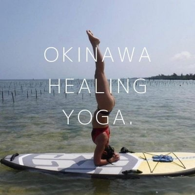 Okinawa Healing Yoga.