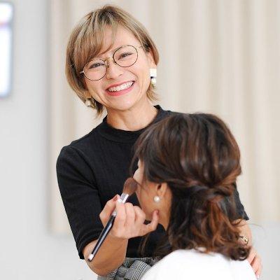 沖縄県パーソナルカラー診断で似合うヘアメイク/ウェディングサポート/日本ヘアーセットスクール「iro-laugh(イロラフ) 」