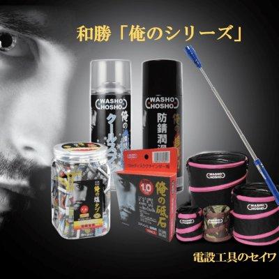 工具通販「 電設工具のセイワ」プロのための工具・日常の便利グッズ・和勝「俺のシリーズ」