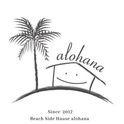 Beach Side House alohana