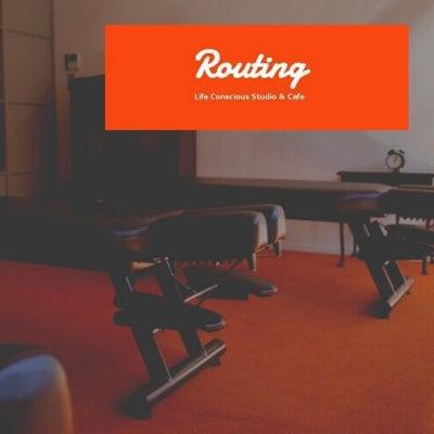 ROUTING STUDIO