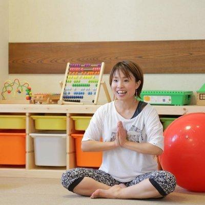 名古屋市 子連れ バランスボール教室【りさPARK】